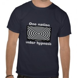 Hypnotist Tee Shirt - One Nation - 26.95