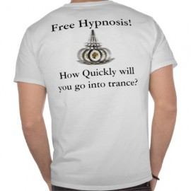 Hypnosis Tee- How Quick - $25.35
